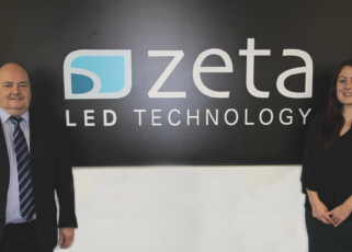 Zeta Specialist Lighting announces two new key appointments
