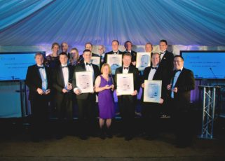Zeta Specialist Lighting scoops an award