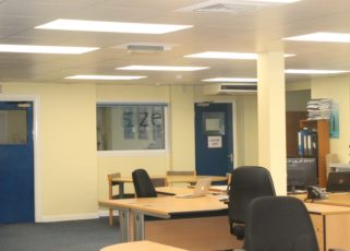 Zeta Shines Brighter with its Ultra Slim Ceiling Panels