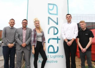 Zeta boosts team with number of new appointments