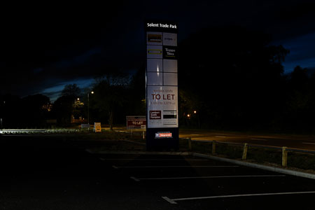 The Hargreaves Group – Business Parks, Hampshire