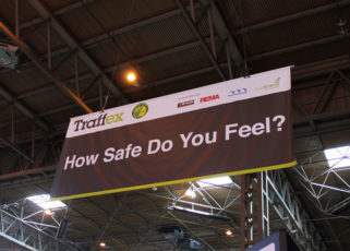 Zeta Specialist Lighting at Traffex 2015