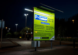 Zeta helps Nottingham City Council go green with solar LED lighting