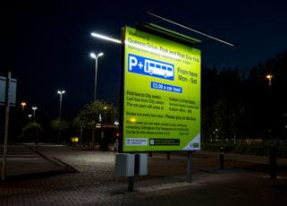 Zeta helps Nottingham City Council go green with solar LED lighting