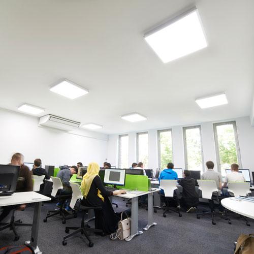 Commercial Lighting Co: Zeta Led Lighting Ltd