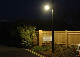 Zeta Solar LED – The perfect solution for fire assembly points