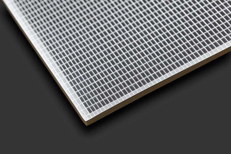 Zeta Light Guide Panel Uk Made Led Light Sheet Solution