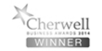 Cherwell Business Awards 2014 winner b/w