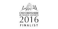 Oxfordshire Business Awards 2016 finalist small