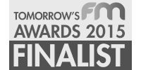 Tomorrow's Facilities Management Awards Finalist 2015 b/w