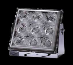 Zeta 2.5 Degree Beam LED Flood Light