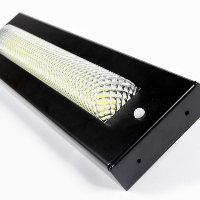 Zeta LED 96 Array in black housing