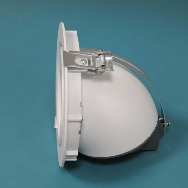 Zeta LED Directional Spotlight side view