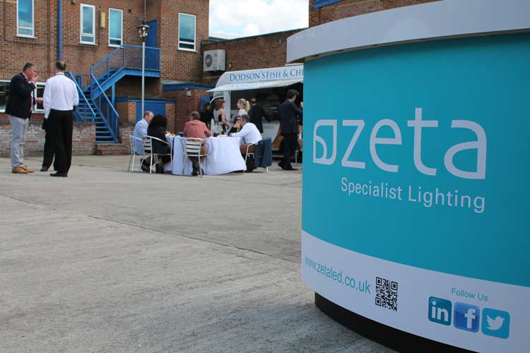 Zeta Summer Launch Event a Shining Success