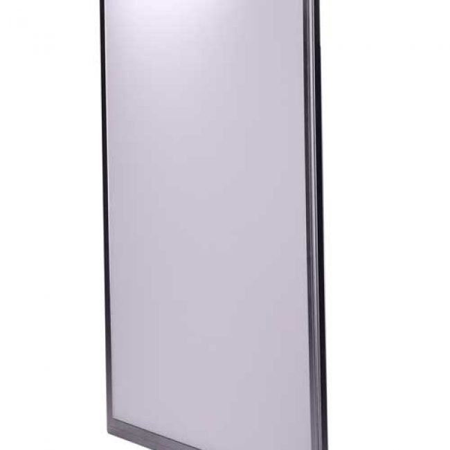 Zeta PRO Ultra Slim Ceiling Panel 600x600 side