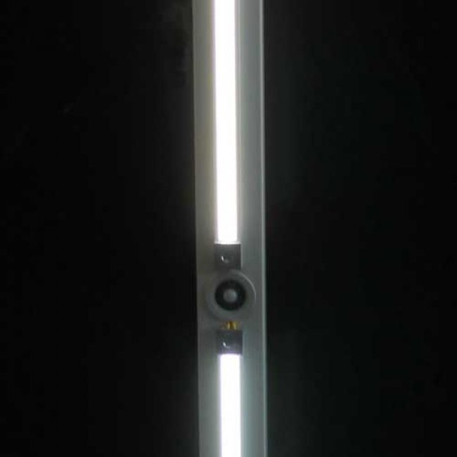 Zeta COB LED T5 front view