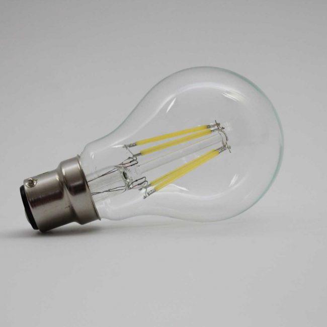 Zeta GLS LED Lamp side view