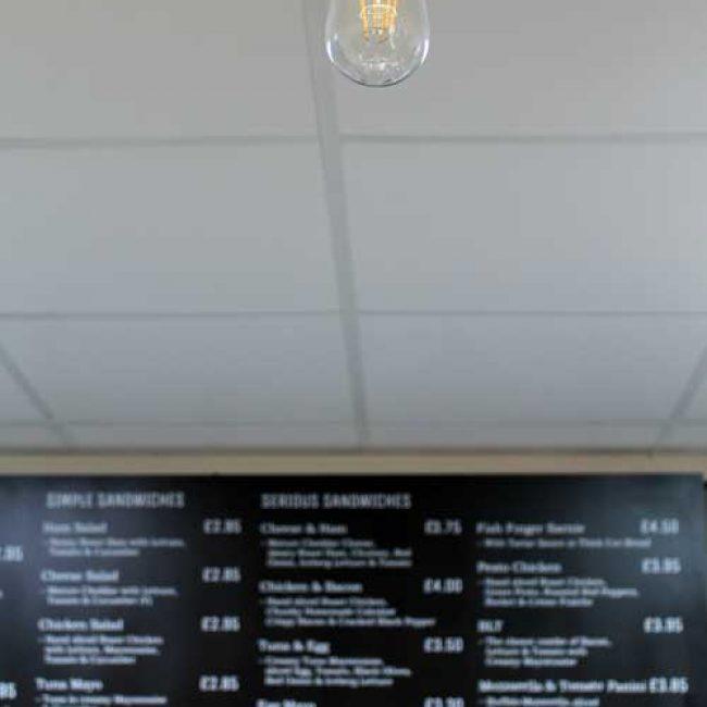 Zeta Teardrop LED Lamp at Garth Park, Bicester large