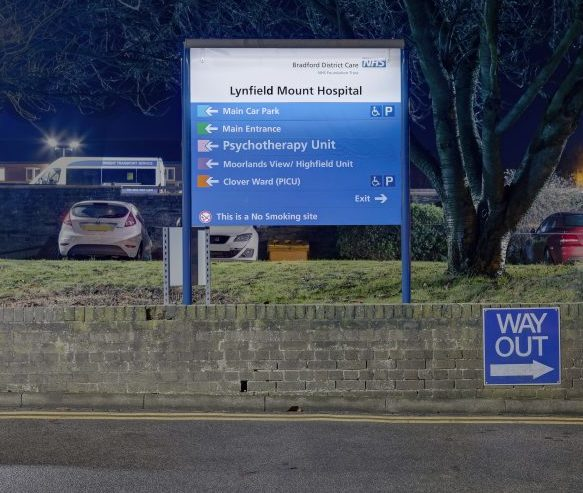NHS – Lynfield Mount Hospital, Bradford District Care Foundation Trust