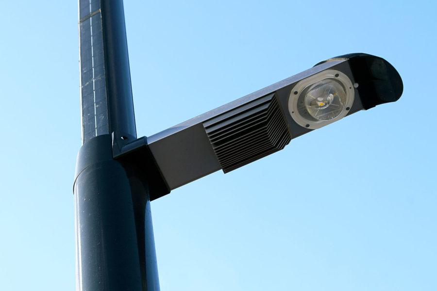 Solar Street light from Zeta wins prestigious award