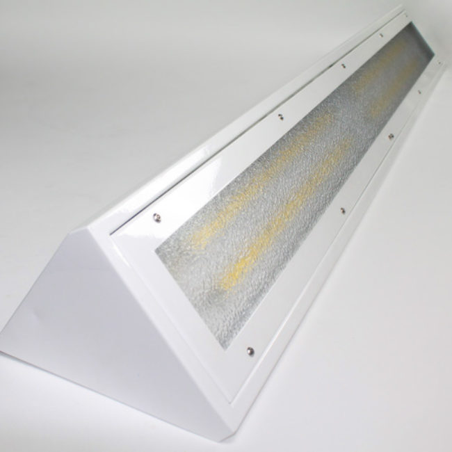 Zeta LED Subway Cornice standard