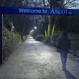 RBWM - Ascot Railway Station footpath - SmartScape Nano