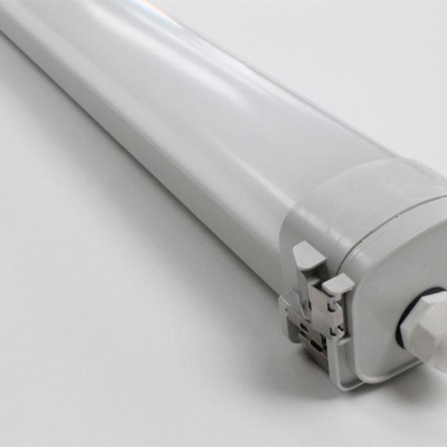 Zeta PRO LED Linear end view