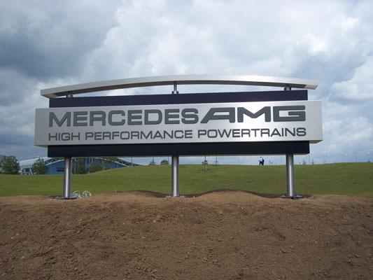 Mercedes Benz – Silverstone