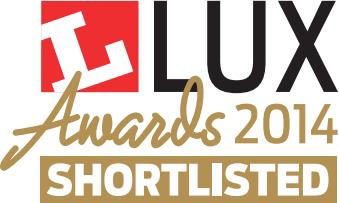 Lux Awards 2014 Shortlisted Logo