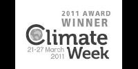 Climate Week 2011 winner b/w