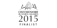 Oxfordshire Business Awards 2015 finalist small