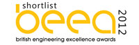 British Engineering Excellence Awards 2012 shortlisted colour small