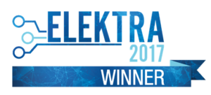 Elektra award winner logo