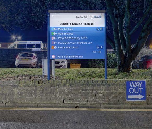 NHS – Lynfield Mount Hospital, Bradford District Care Foundation Trust