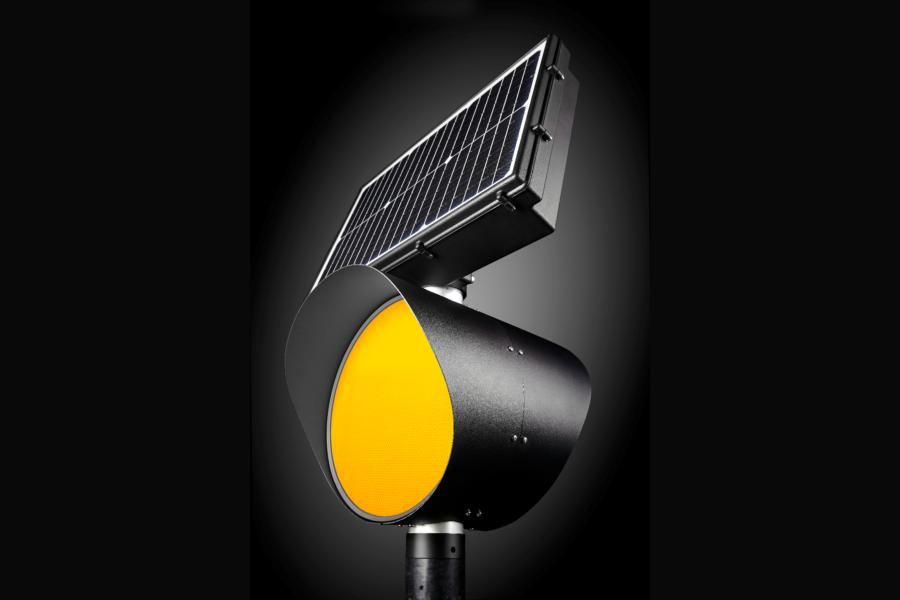 Zeta Solar Belisha Beacon