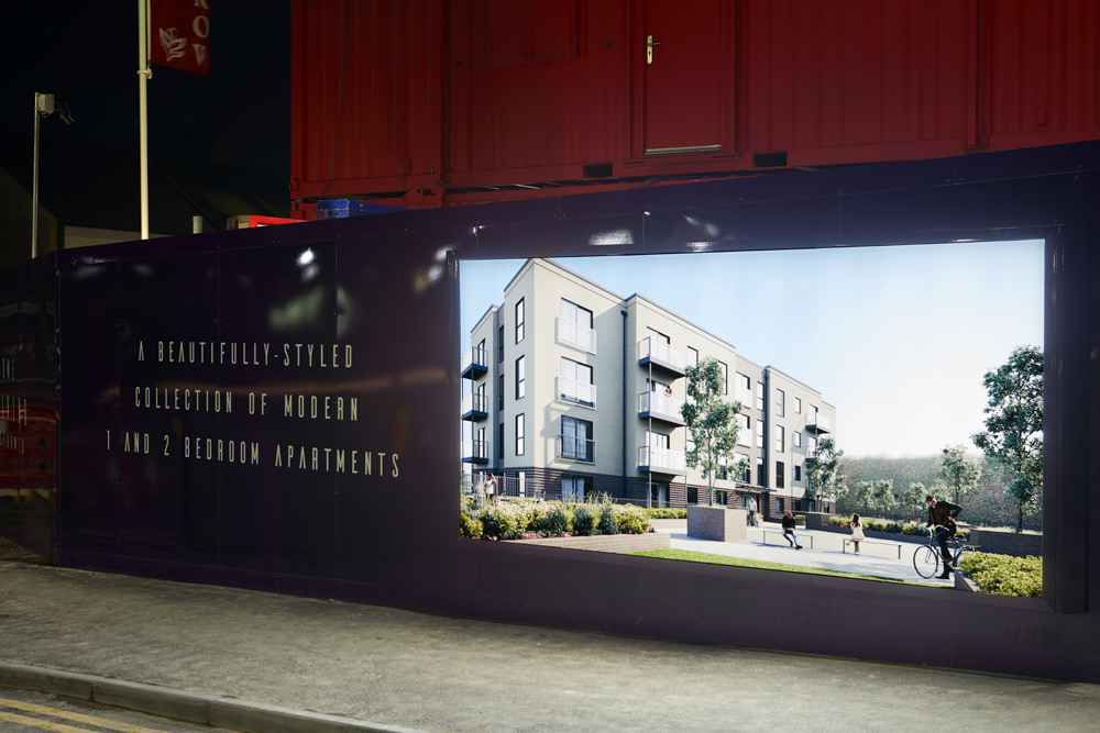 City & County Graphics/Redrow Homes – London & Luton