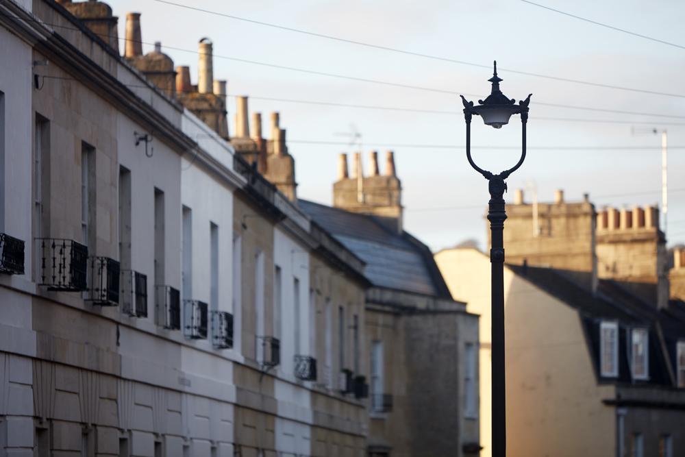 Zeta's SmartScape Heritage selected to retrofit historic street lighting in Bath